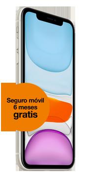 Apple iPhone 11 64 GB blanco
