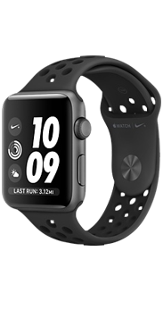 Apple Watch Nike Series 4 44mm gris