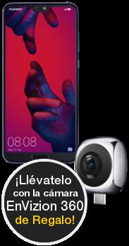 Huawei P20 Pro negro