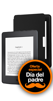 Kindle Paperwhite Wifi Negro + Funda