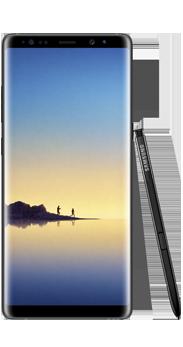 Samsung Galaxy Note 8 negro
