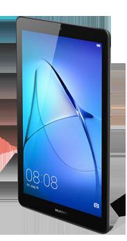 Tablet Huawei MediaPad T3 7 gris espacial