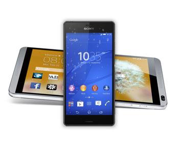 Sony Xperia™ Z3 (D6603) negro + Tablet Huawei MediaPad M1 8.0 4G