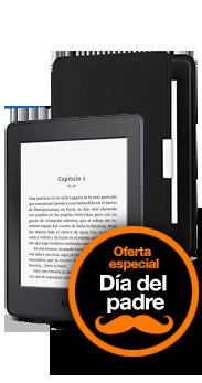 Kindle Paperwhite Wifi Negro + Funda