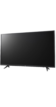 LG televisor 49 Smart TV UJ620V negro