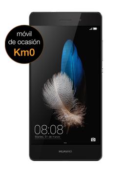 Huawei P8 Lite negro KM0