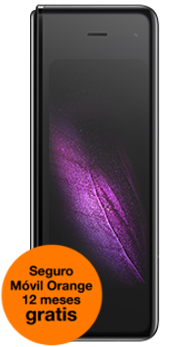 Samsung galaxy fold negro 512GB
