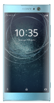 Sony Xperia™ XA2 azul
