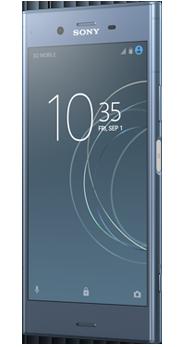 Sony Xperia™ XZ1 azul