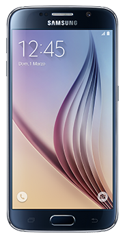 Samsung Galaxy S6 32GB negro