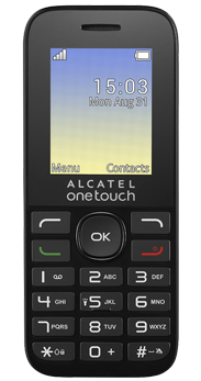 One Touch 10·16 negro