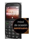 Alcatel 20·01 negro seminuevo