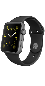 Apple Watch Sport 42 mm gris espacial