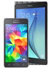 Tablet Samsung Galaxy Tab A 9.7 4G negro (T555) + Samsung Galaxy Grand Prime neg