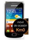 Samsung Galaxy mini 2 negro (S6500) Km0