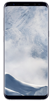 Samsung Galaxy S8+ 64 GB artic silver