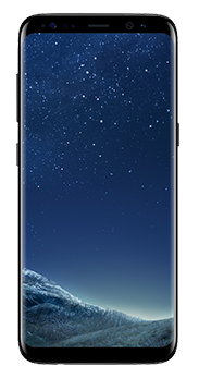 Samsung Galaxy S8 64 GB midnight black