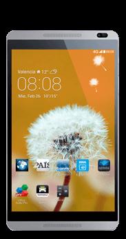 Huawei tablet MediaPad M1 8.0 4G gris