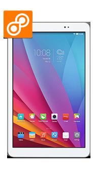Tablet Huawei MediaPad T1 10 4G plata