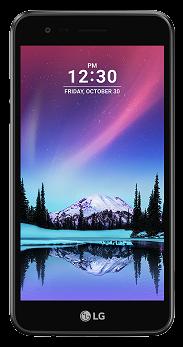 LG K4 2017 negro