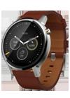 Motorola Moto 360 (Gen 2) hombre marrón