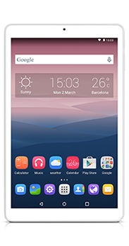 Alcatel Tablet Pixi 3 (10.0) WiFi blanco