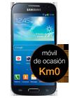 Samsung Galaxy S4 mini azul (I9195) Km0