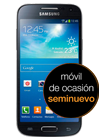 Samsung Galaxy S4 Mini azul (I9195) seminuevo