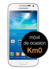 Samsung Galaxy S4 mini blanco (I9195) Km0