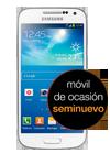 Samsung Galaxy S4 mini blanco (I9195) seminuevo