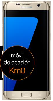 Samsung Galaxy S7 edge 32 GB dorado (G935F) Km0