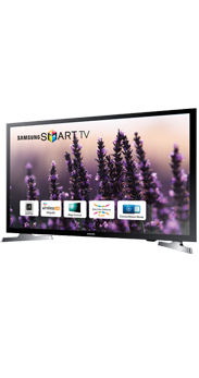 Televisor Samsung 32 Smart TV J4500 negro