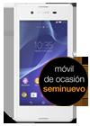 Sony Xperia™ E3 blanco (D2203) seminuevo