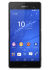Sony Xperia™ Z3 negro (D6603)