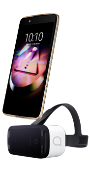 Alcatel Idol 4 VR Dorado