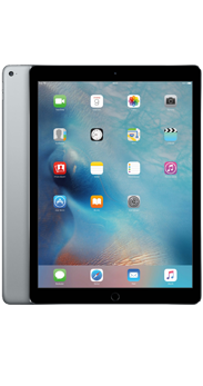 Tablet iPad Pro 4G 128 GB gris espacial