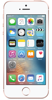 Apple iPhone SE 64 GB rosa