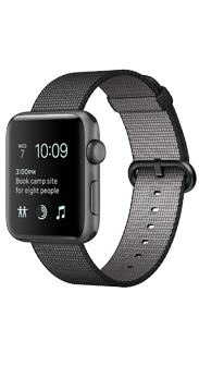 Apple Watch Series 2 38 mm gris espacial