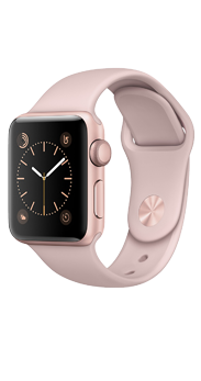 Apple Watch Series 2 Sport 38 mm oro rosa