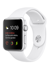 Apple Watch Series 2 Sport 42 mm plata