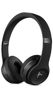Auriculares abiertos Beats Solo3 Wireless negro