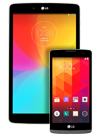 Tablet LG G Pad 8.0 4G blanco (V490) + LG Leon 4G negro (H340N)