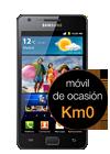 Samsung Galaxy S II negro (I9100P) seminuevo