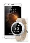 Huawei G8 blanco + smartband B0 beige
