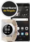 Huawei P9 Plus quartz grey + smartband B0 beige