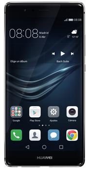 Huawei P9 negro