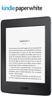 Kindle Paperwhite Wi-Fi negro