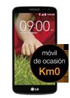 LG G2 mini negro (D620R) Km0