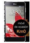 LG Optimus G negro (E975) Km0
