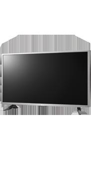 Televisor LG 32 Smart TV LH590U negro